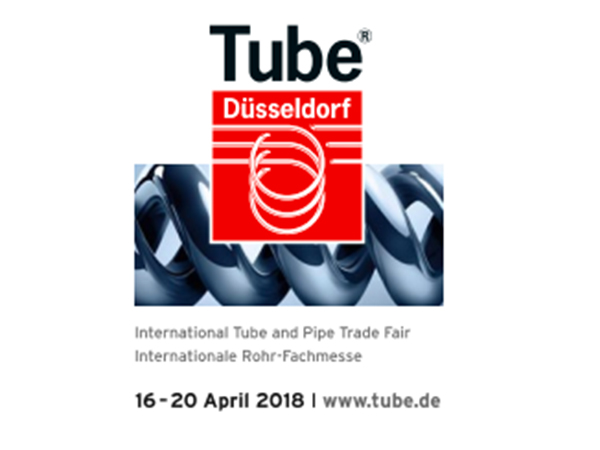 KX Co. attended Tube Fair in Dusseldorf from 16th to 20th April 2018.