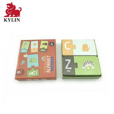 B-015 board game suppliers puzzle wholesale custom puzzle make your own puzzle online