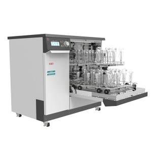 Laboratory glassware washer with hot air drying function Smart-F1