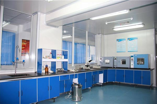 The laboratory has a new module, do no need to afraid so many test tube or pipettes