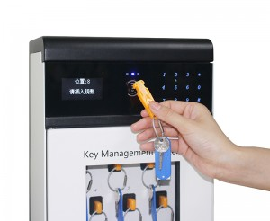 H2000 Network Electronic key tracking Cabinet