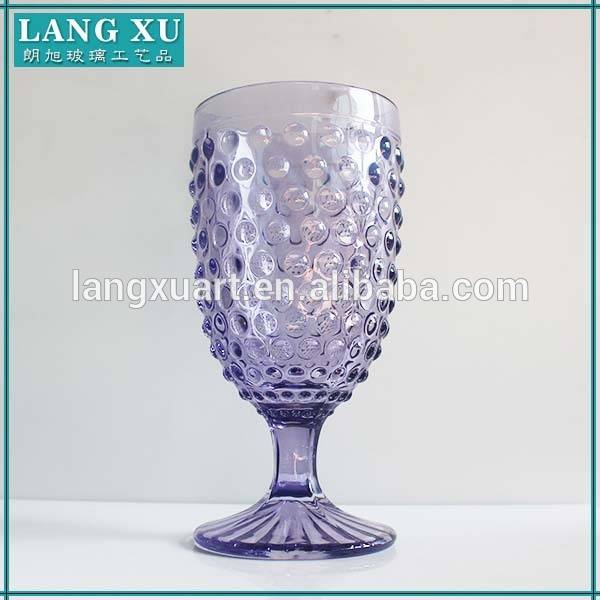 Color Ice Tea Wine Glass Goblet