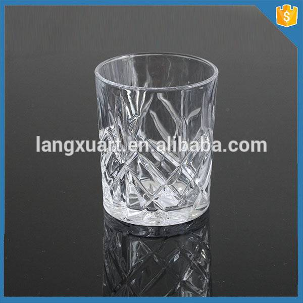Good price eco friendly drinking whiskey glass tumblers