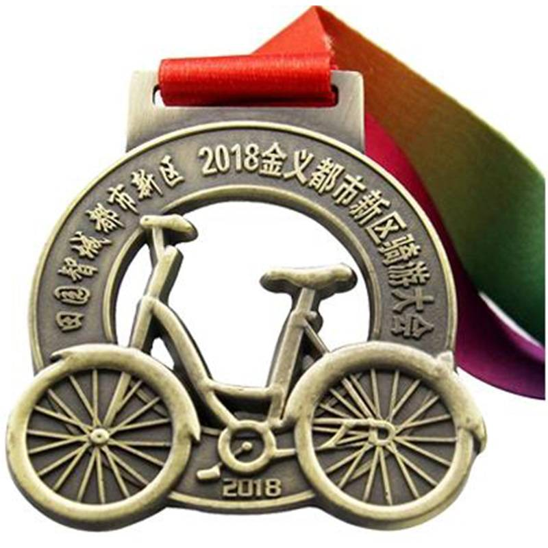 Cycling Medals Featured Image