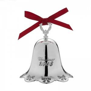 Christmas bell and ornament