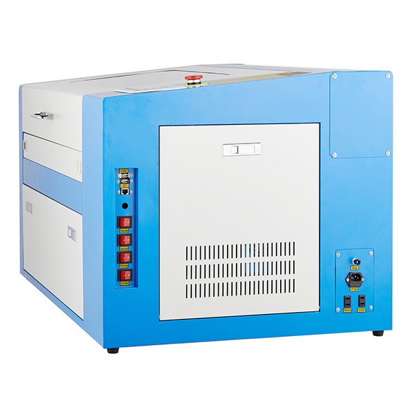 40/50/60W 20×12″ CO2 Laser Engraver Cutter with Auxiliary Rotary 110V