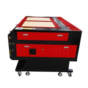 55 x 35-1/2 Inches 130W CO2 Laser Engraver and Cutter Machine