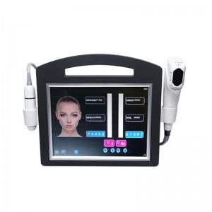 Popular beauty machine skin rejuvenation rinkle removal ultrasonic 4D Vmax HIFU