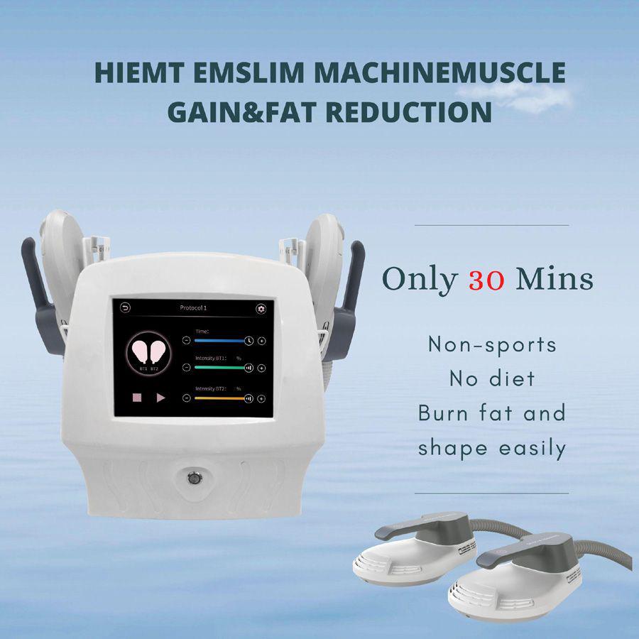 Newest Aesthetics Circslim 2020 Machine Hiemt Circslim Body Slimming Machine  3 buyers Featured Image