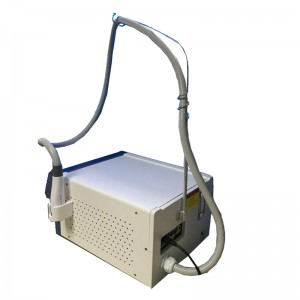 New Technology Laser Hair Removal With Fiber Technology No Consumable Parts Optical Laser 808nm Machine