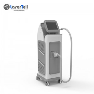 High Power 1500W big spot size Diode Laser hair removal machine