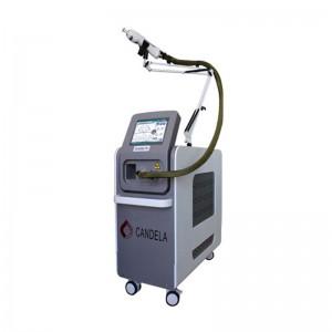 nd yag 1064nm long pulse 755 nm hair removal alexandrite laser