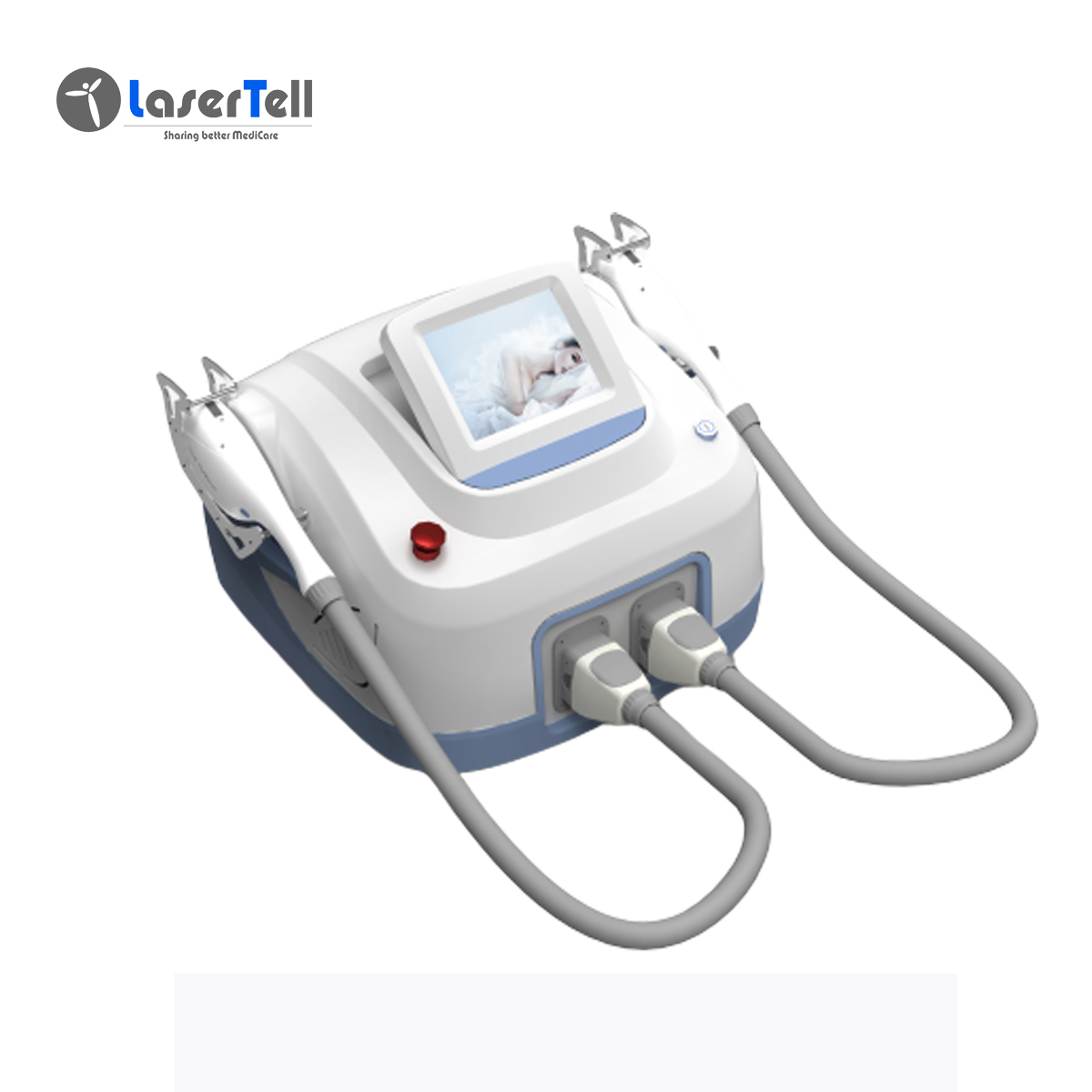 Portable opt ipl hair removal laser machine with 7 filters promotion price