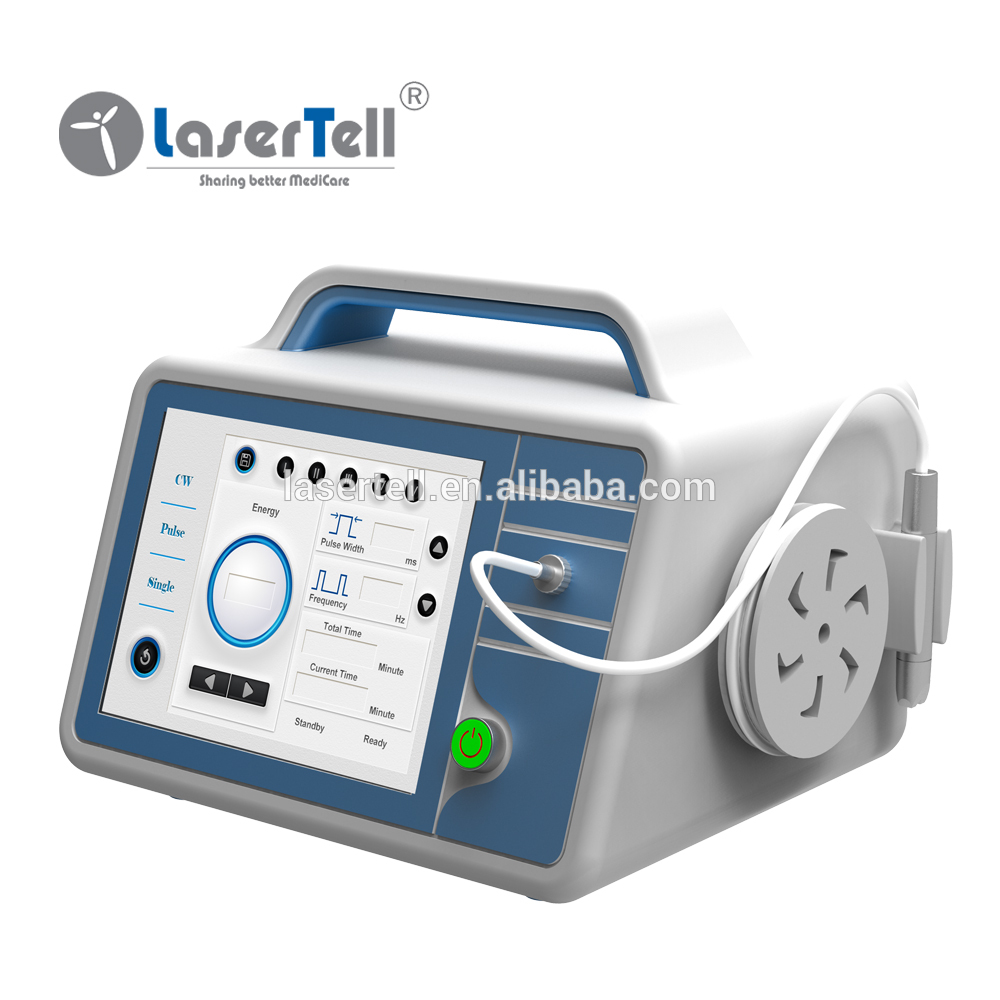 China wholesale Skin Tag Remover - Hot selling ! Vascular Lesions /Spider Veins/ Facial Veins removal diode laser – LaserTell