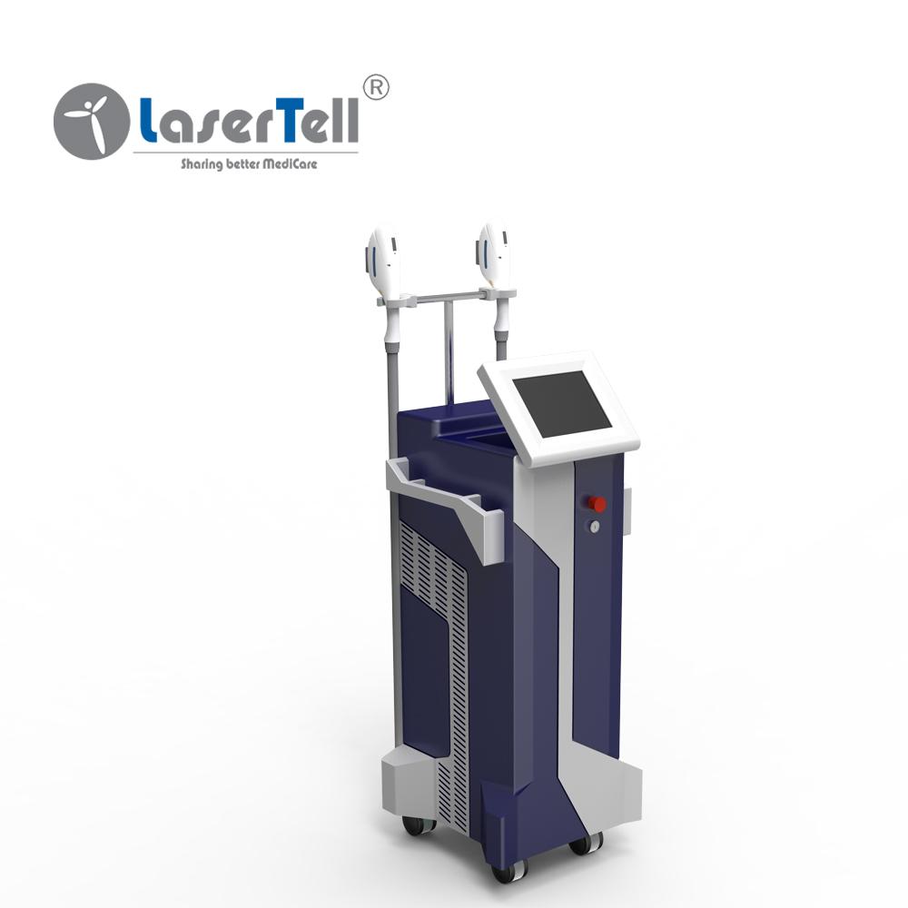 FemiMED lasertell SHR Elight IPL hair removal device / shr ipl elight
