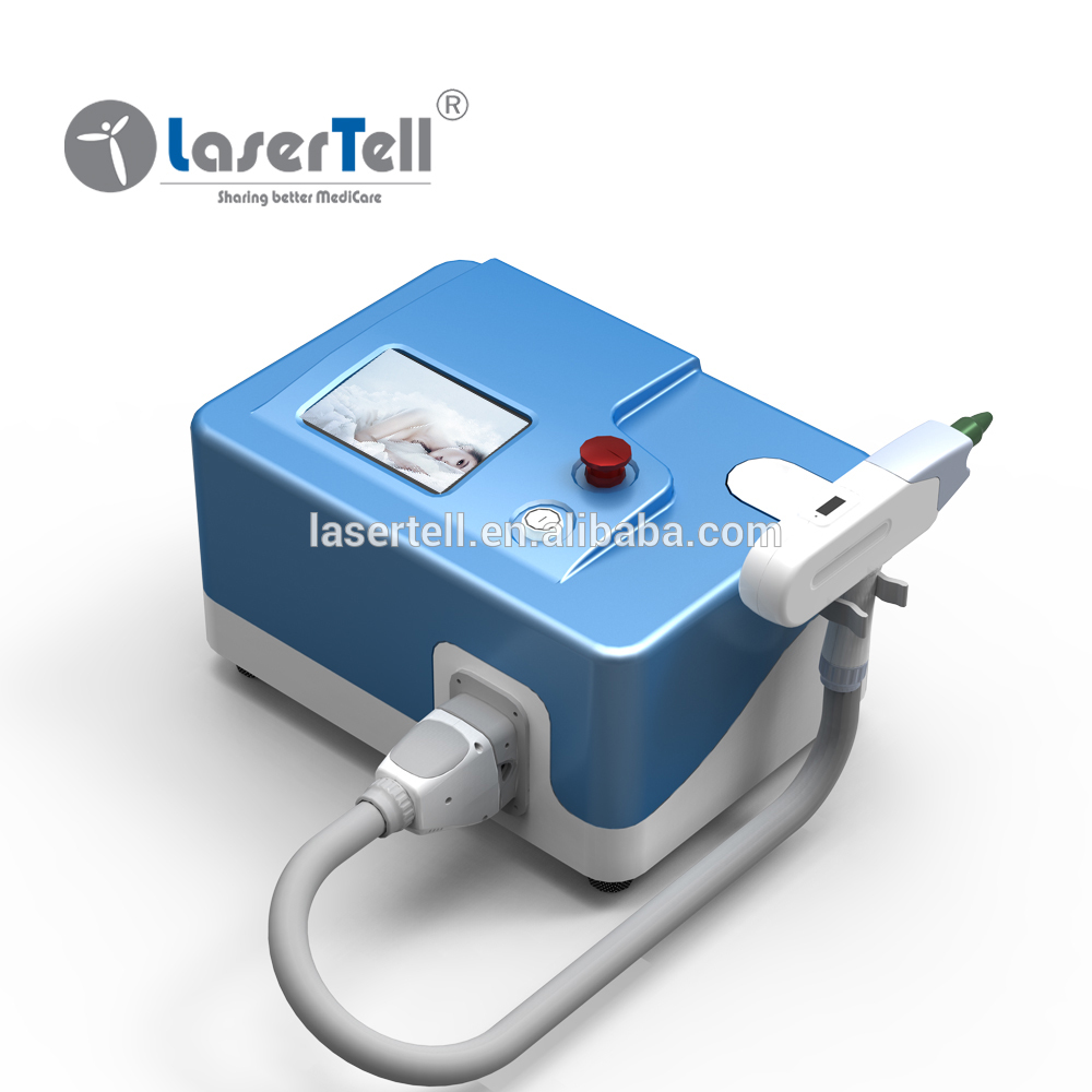 medical ce approved capillary hemangioma removal medical laser tattoo removal