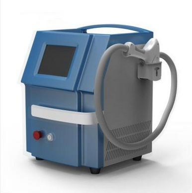 Professional 808nm diode mini portable permanent painless laser hair removal beauty machine