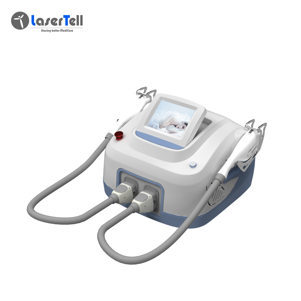 Customized hair removal opt shr ipl hair removal manual ipl machine for home use or salon use