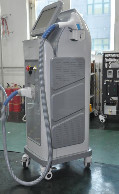 High Power 1200W Lightsheer Diode Laser Soprano Ice Diode Laser Machine Price