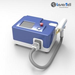 Portable mini laser tattoo removal machine