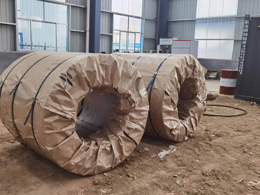 Hot rolled steel coils Featured Image