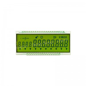 Great Segment 6 digits custom Fuel Dispenser LCD display