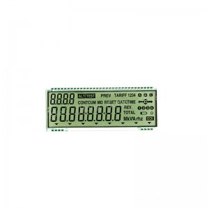 factory price custom 6 digit 7 segment lcd display board for fuel dispenser machine