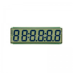 TN 12 Digit Fuel Dispenser Lcd Display
