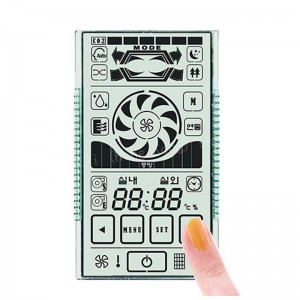 custom made 7 segment lcd display manufacturer
