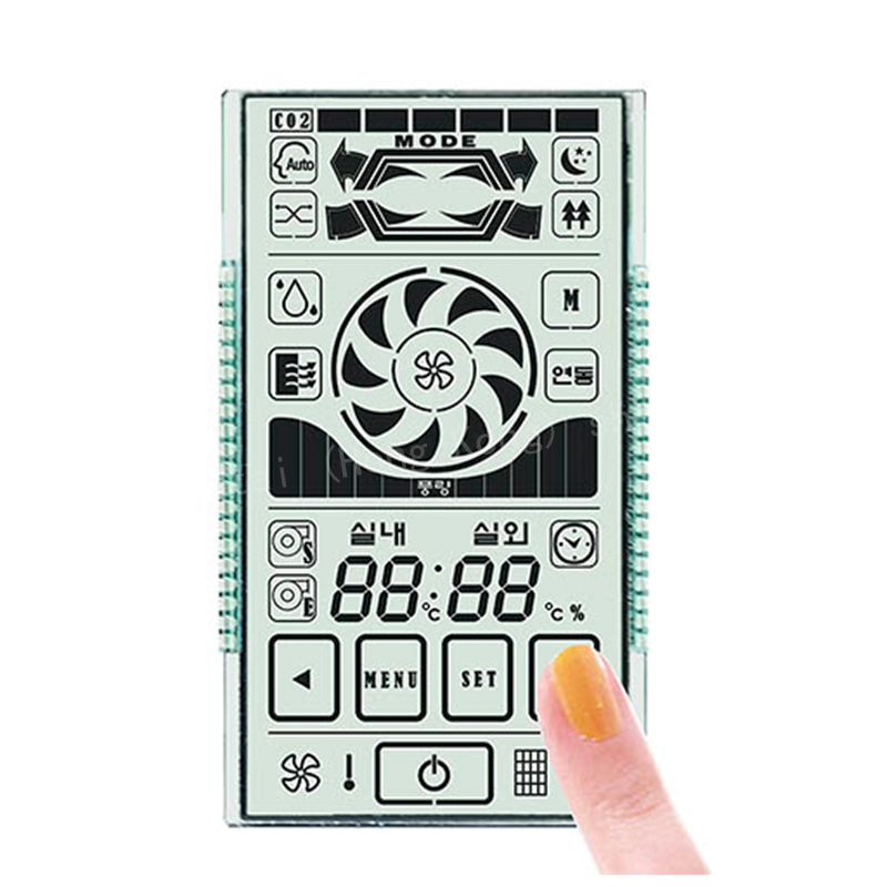 custom made 7 segment lcd display manufacturer Featured Image