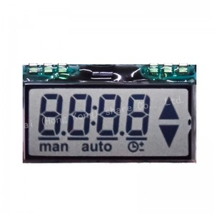 Monochrome TN LCD Display Panel Controller ML1001-1U A detailed introduction