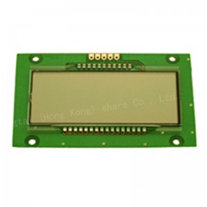 custom made 7 segment lcd display manufacturer Controller HT1621 A detailed introduction