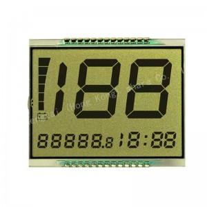 customized segment e-bike lcd display for electric bike