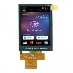 3.2″ transflective type sun readable LCD ST7789V-G4