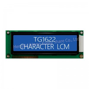 Factory Wholesale Cheapest character lcd display module 16×2
