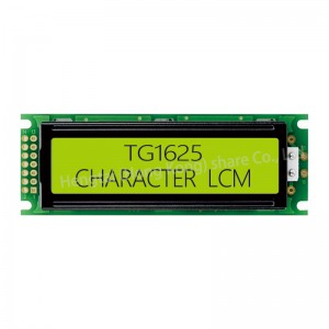 16×2 Character LCD Display Module