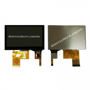 4.3″ 480X272 1100cdm high brightness type sunlight readable, 40pins HX8257A