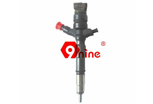 Factory Price Auto Engine Parts 23670-30170 295900-0190 Diesel Fuel Injector 23670-30170 For Hot Sales