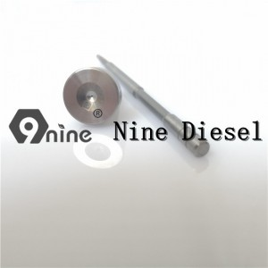 F00RJ02067 common rail injector control valve set F00R J02 067 For 0445120043 Injector