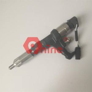 100% New Diesel Common Rail Injector 095000-5963 095000-5960 23670-E0300 For Hino Truck With Excellent Quality
