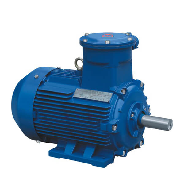 YB3 series explosion-proof three-phase asynchronous motor Featured Image