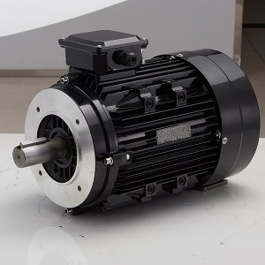MS aluminum housing three-phase asynchronous motor