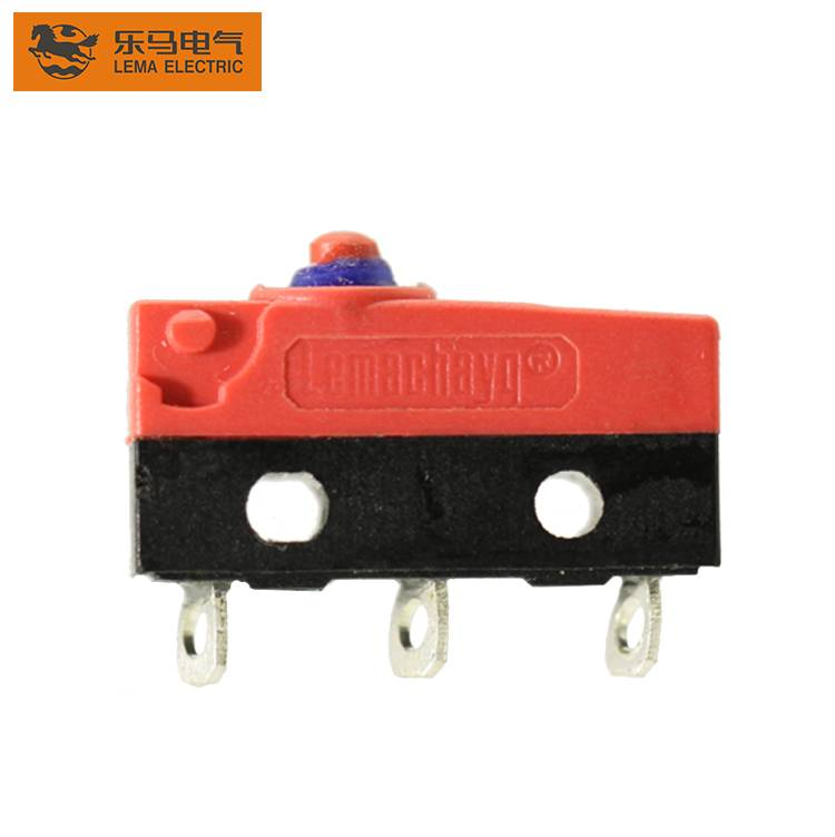 Lema KW12F-0 5a 250v Dustproof MIini IP67 Waterproof Micro Switch