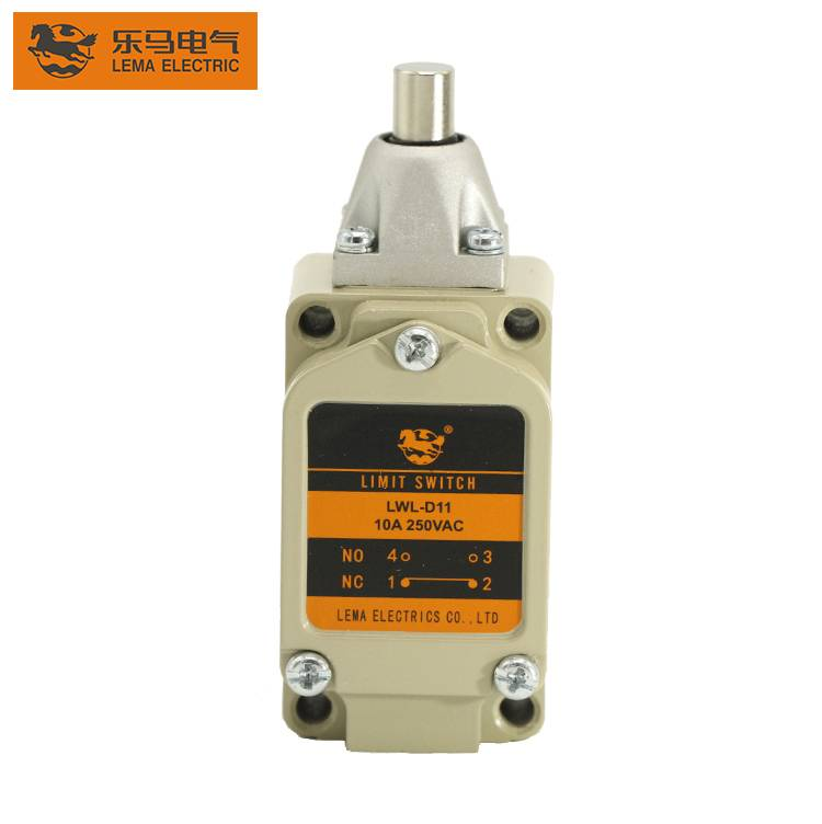 Wholesale LWL-D11 Approved Position High Temperature Limit Switch for Elevators