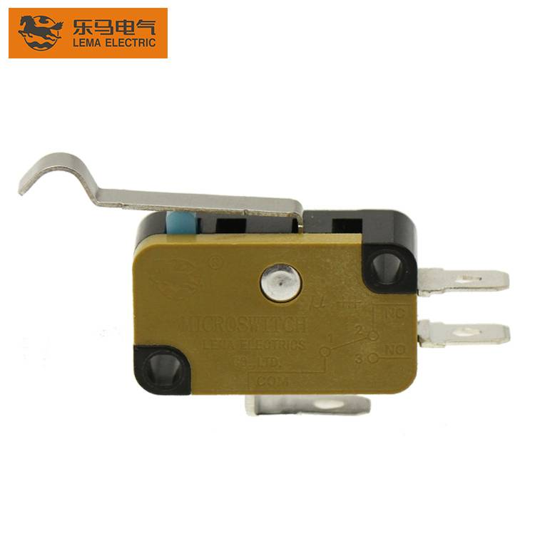 Wholesale Pin Plunger Actuator Plastic types of precision micro switches with CE