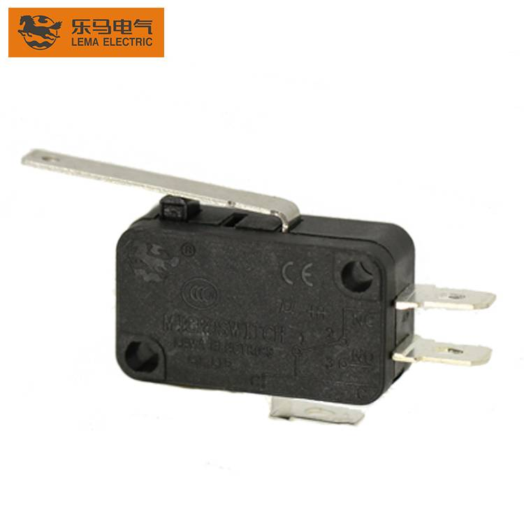 High Quality KW7-12 3 Pins 16A 250VAC Temperature Sensitive Micro Switches