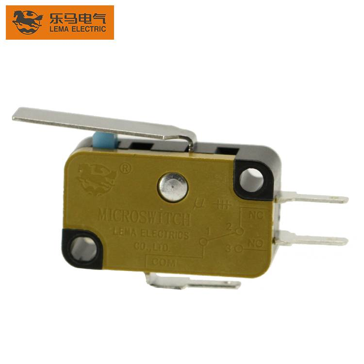 High Quality KW7N-1IR SPDT Snap Action Electrical Micro Switch Cross Reference