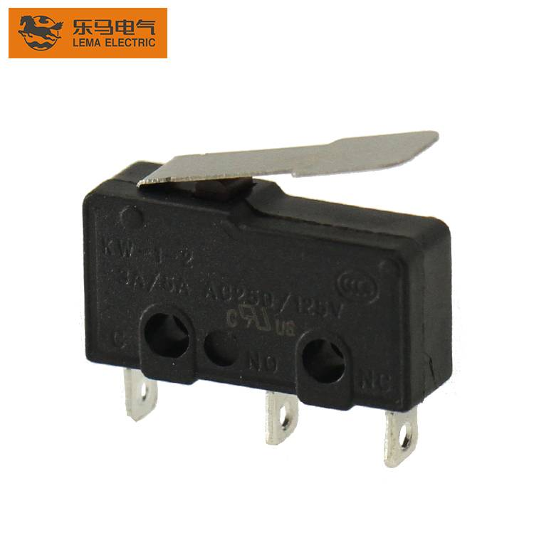 Chinese Professional Micro Switch 20a 250v - Lema micro/miniature switches KW12-1I electrical switch – Lema