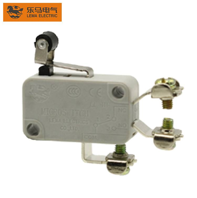 Lema KW7-32L screw terminal snap action micro switch t125 5e4 microswitch Featured Image