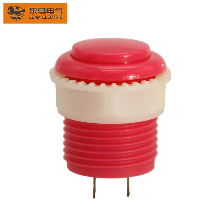 Lema PBS-010 Push Button Membrane Momentary NO NC Switch